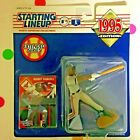 1995 Manny Ramirez Starting Lineup MLB Cleveland Indians Card and Figurine