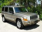 2006 Jeep Commander Limited TRAIL RATED 4WD W/3RD ROW SEAT! LOADED NAVI SUNROOF LEATHER HEATED/MEMO SEATS PARKTONIC KEYLESS ENTRY TOW PACK COLD AC