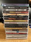 Hair Band And Rock CD Lot Of 19, Ozzy, Megadeth, Alice In Chains, Taylor Swift