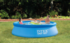 Intex 10ft X 30in Easy Set Above Ground Swimming Pool No Pump SHIPS TODAY