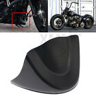 Front Chin Spoiler Air Dam Fairing Guard For Harley Dyna Wide Glide EFI FXDWGI