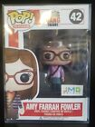 Funko Pop Amy Farrah Fowler Purple Dress Jmd Exclusive Vaulted Big Bang Theory