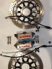 2008-09 Ducati Hypermotard 1100S 1100 Front Brembo Brake Calipers,pads,rotors+++