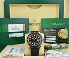 ROLEX - 2019 18kt Rose Gold YACHTMASTER 40mm Box/CARD 116655 - SANT BLANC