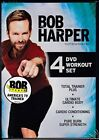 Bob Harper 4 DVD Workout Set