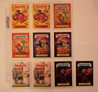 2016 Topps Garbage Pail Kids Prime Slime TV Preview Stickers 7