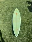 68 Wayne Brown 70s Single Fin Vintage Surfboard