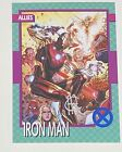 Iron Man Autographs Trading Card Guide 36