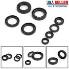 New Engine Oil Seal Seals Set Kits for Yamaha IT175 77-83 DT175 MX/DT/YZ 125 USA