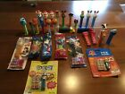 pez collection lot, Star wars, Cars, NYYankees, Tigger, Cookie Monster, Nice!