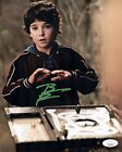 BRADLEY PIERCE Signed JUMANJI Peter Shepherd 8x10 Photo Autograph JSA COA Cert