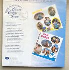 Creative Memories Cutting System Ovals Patterns w Sizing Template NIP