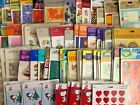 Choose 1 VTG Vintage Package Pack Hallmark Stickers Holiday Animals Characters