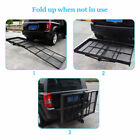 HWheelchair Power Scooter Folding Disability Carrier Rack Foldable Ramp Mobility