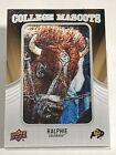 2012 Upper Deck Football College Mascots Patch Card Guide 57