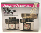 Weight Watchers Exchange System Scale Food Plan Portion Measurement Tool NEW NOS