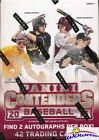 2015 Panini Contenders Baseball EXCLUSIVE Factory Sealed Blaster Box-2 AUTOS