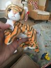 TY Beanie Baby Babies Tiger King India 2000