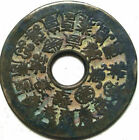 Chinese Bronze Dynasty Palace Coin Diameter 39mm 1575 17mm Thick