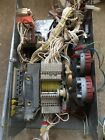primus commercial washing machine yellow cam timer used but in good order