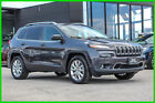 2016 Jeep Cherokee Limited 2016 Limited Used 2.4L I4 16V Automatic 4WD SUV