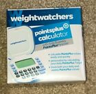 NEW Weight Watchers Points Plus Calculator Tracker Daily Weekly WW