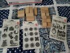Craft stamps lot