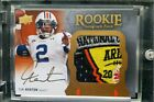 Cam Newton Rookie Cards Checklist and Autographed Memorabilia Guide 11