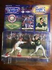 (2) 1999 Starting Lineup Classic Doubles Mark McGwire Athletics