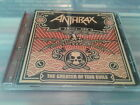 ANTHRAX ~ THE GREATER OF TWO EVILS ~ CD 2004 ~ VG/EX ~ ARMORED SAINT