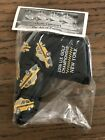 RARE NEW Scotty Cameron Titleist Head Cover 2006 US Champ NY Dancing Taxi cabs