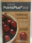 2012 Weight Watchers Meet PointsPlus