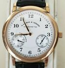 A. LANGE & SOHNE 1815 UP/DOWN 18K ROSE GOLD 221.032 - BOX - PAPERS - ONE OWNER