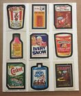 Vintage Wacky Packages Lot Variety