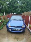 LARGER PHOTOS: Ford Ka Convertible 04 plate Low mileage Good Condition For spares or repair