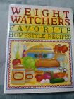 WEIGHT WATCHERS COOKBOOK Favorite Homestyle Recipes Illustrated Hardcopy