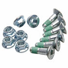 Primary Drive Sprocket Bolt and Nut Kit - Fits: Husqvarna TE 400 2001