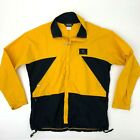 Vintage Cannondale Windbreaker Size M Full Zip Color Block Cycling Jacket 90s
