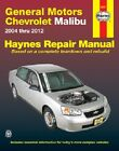 Repair Manual Haynes 38027 fits 04-12 Chevrolet Malibu