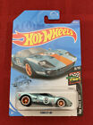Hot Wheels 2020 Super Treasure Hunt Ford GT 40 US Card Cracked