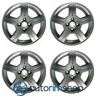 Ford Escort 2003 15 OEM Wheels Rims Full Set