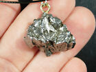An Authentic Meteorite Made into a Pendant or Necklacea Falling Star 654