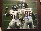 Michael Strahan Cards, Rookie Cards and Autographed Memorabilia Guide 56