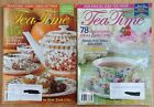 Lot Of 2 Tea Time Magazines By Southern Lady Aug Sept 2011