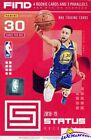 2018 19 Panini Status Basketball EXCLUSIVE Sealed HANGER Box-BLUE PARALLELS