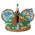 Disney Parks Magic Kingdom Splash Mountain Mickey Ear Hat Ornament