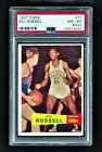 Top 10 Bill Russell Basketball Cards of All-Time 28