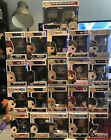 Funko Pop Lot 21 Total Pieces Invest Lot (DC, Marvel,NBA, MLB, MAD MEN, & MORE)