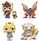 Ultimate Funko Pop Monster Hunter Figures Gallery and Checklist 14