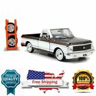 Diecast Model 1972 124 Scale Chevy Cheyenne Pickup With Extra Wheels